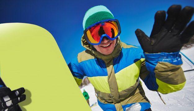 A téli sport szerelmese