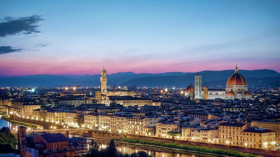 Utazás Firenze környékére