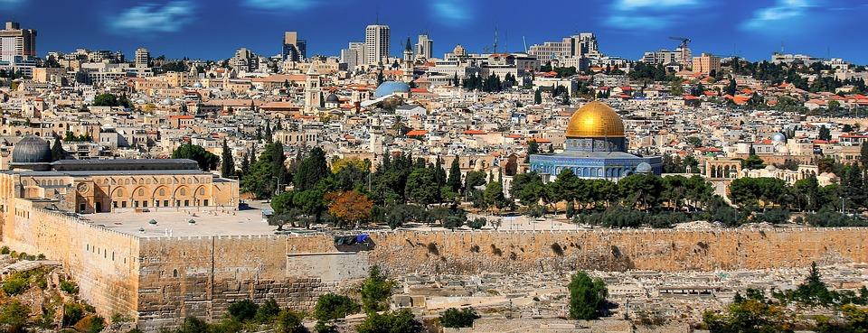 Utazás Jeruzsálem környékére
