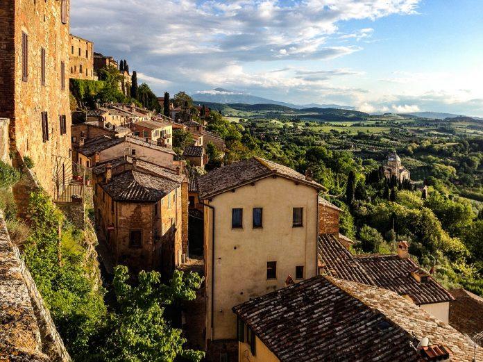 Utazás Toscana-ba