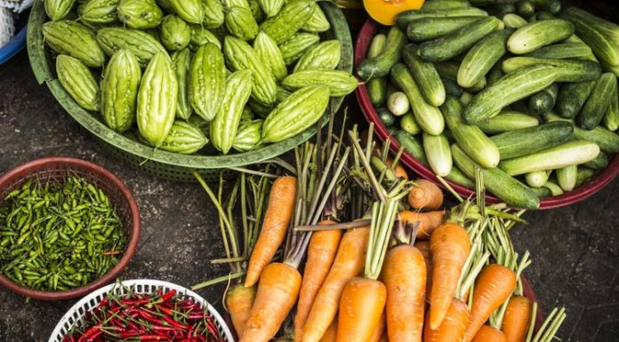 A vegán utazó nehézségekkel találkozik