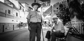 Az öreg emberek városa