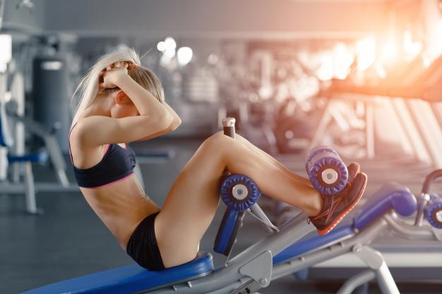 Erősítő edzés nőknek