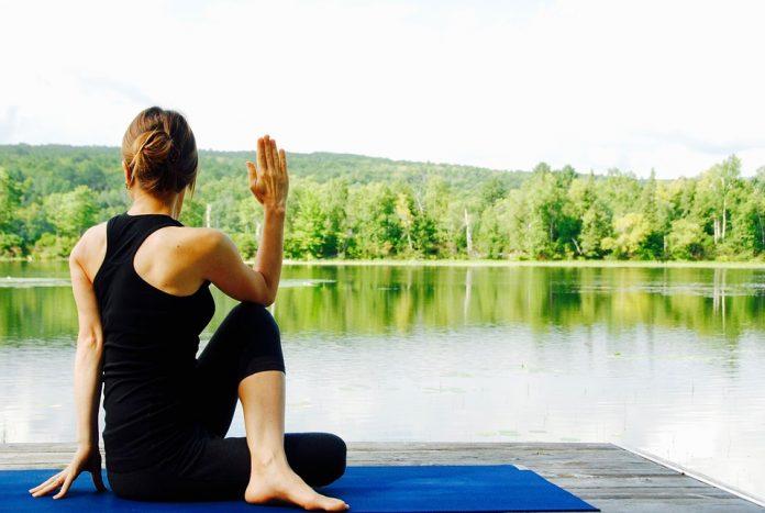 A jóga gyakorlása védi az egészséget