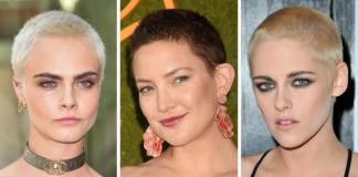 Egyik 2017-es hajtrend a rövid haj (forrás: huffingtonpost.com)
