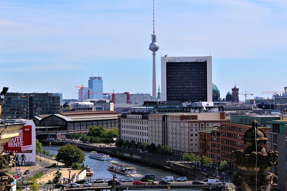Berlin: a 100-as buszból mindent láthatsz