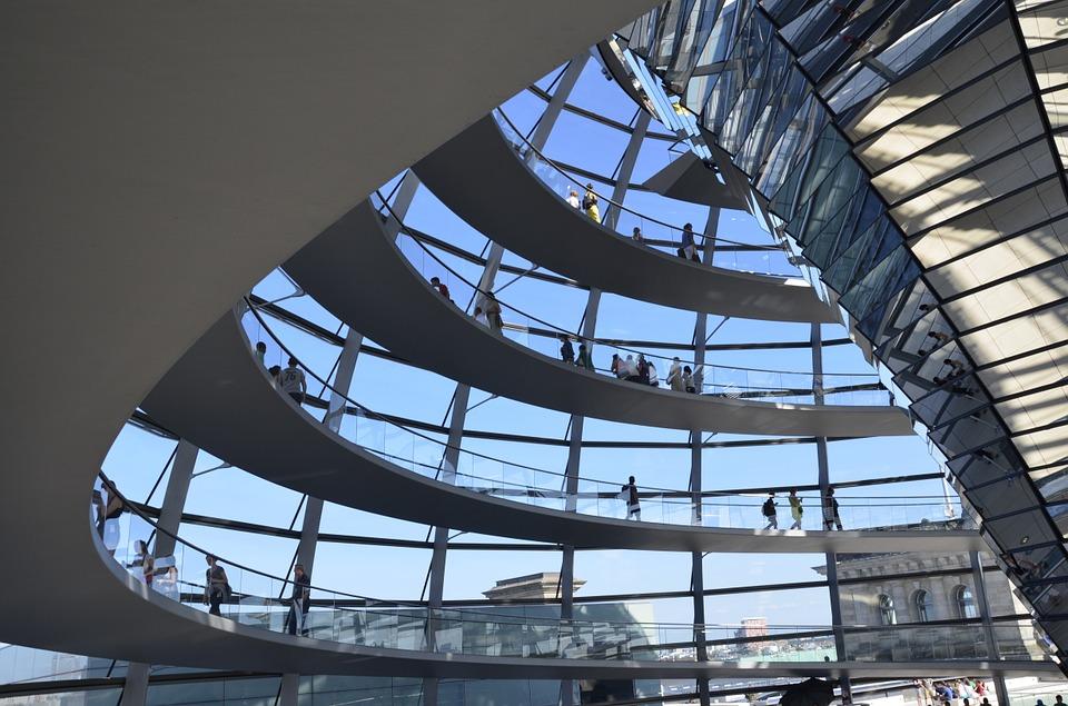 Reichstag - Berlini látnivalók