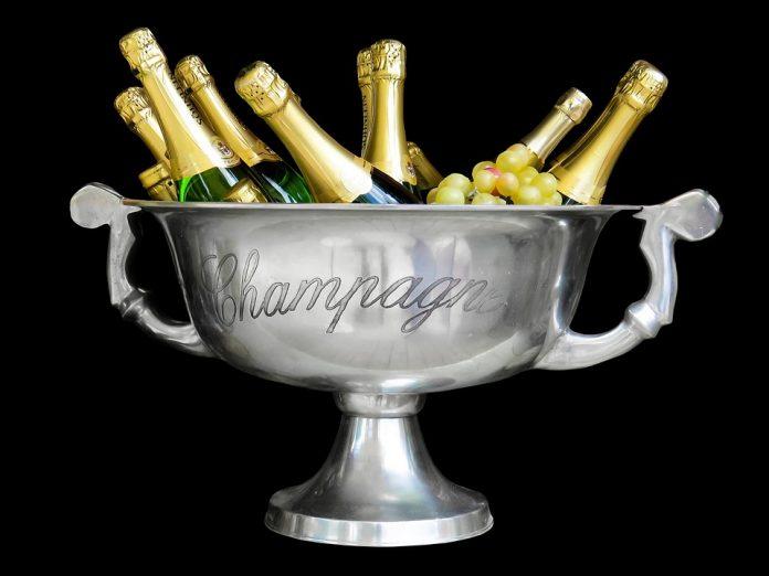 A pezsgő fogyasztásához sok tévhit társult