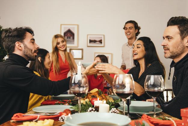 A karácsony is alkalmas tudatos étkezésre