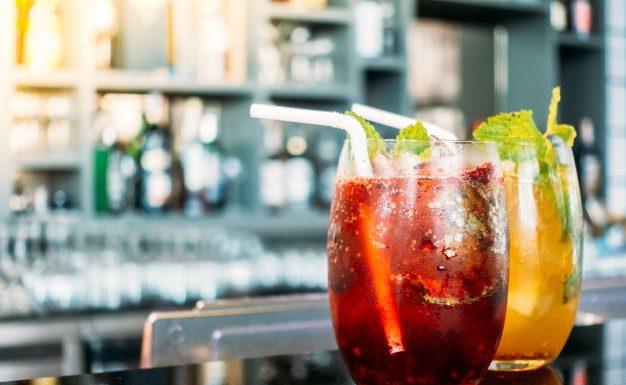 Egy friss, alkoholmentes ital mindig jólesik