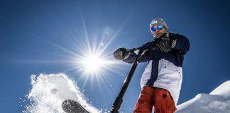 Hóroller, a téli sportok egyik legújabb eszköze (forrás: odditymal.com)