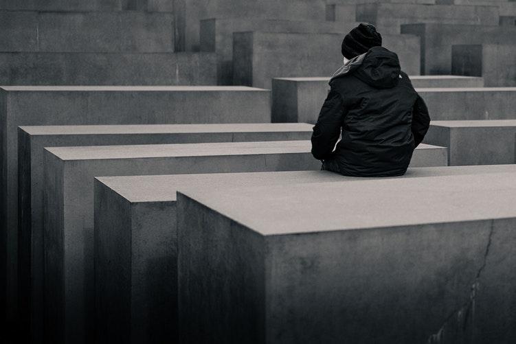 Holokauszt emlékmű, Berlin