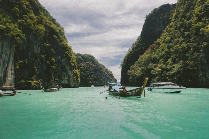 A thaiföldi időjárás területenként más
