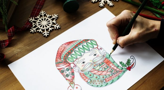 A karácsonyi képeslapok története a 19. században kezdődött