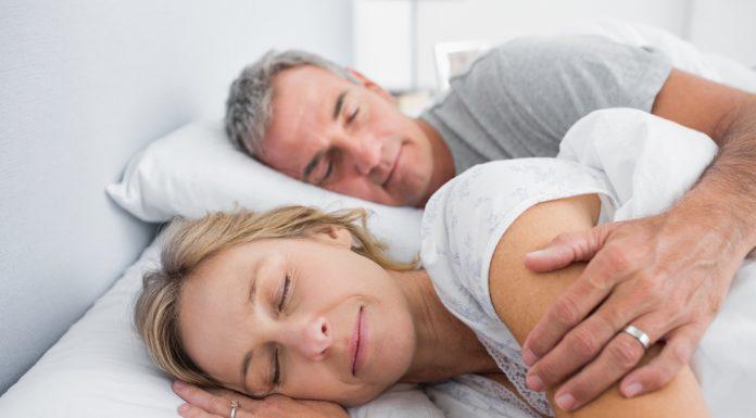 Az alvás jelzi a pár kapcsolatát is