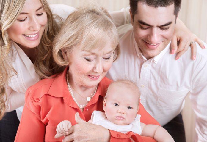 A kezdő nagymama szerepe sem egyszerű