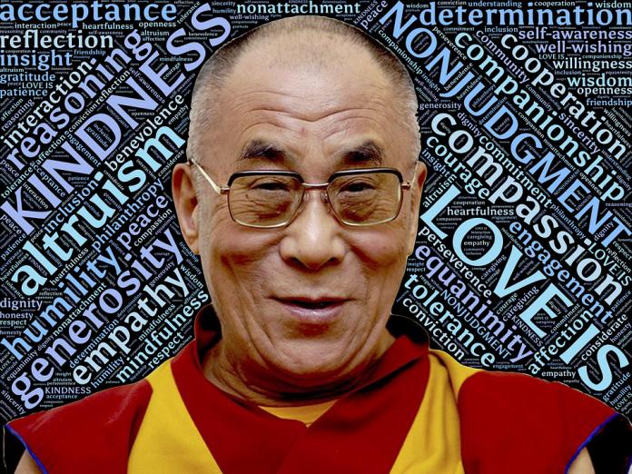 A Dalai lámától származik az egyszerű személyiségteszt