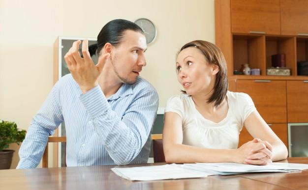 Gyakran a válás már nem kerülhető el