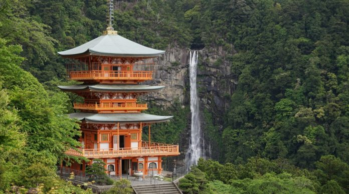 Kumano Kodo, zarándokút Japánban