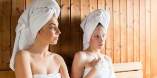 A szauna etikett a higiéniai szabályokat is tartalmazza
