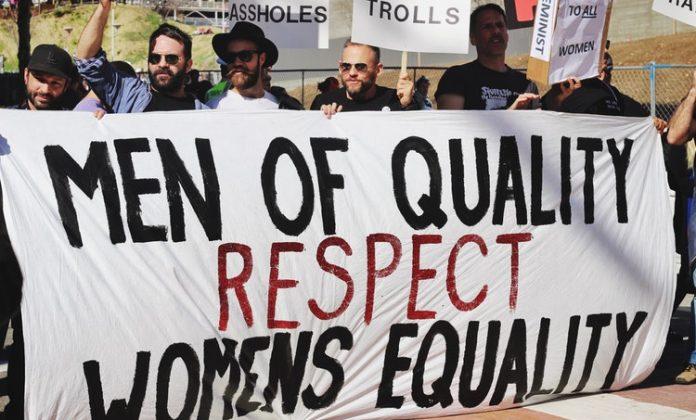 A feminizmus elveiben nem csak nők hisznek