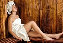 A forróság és a fogyókúra találkozása a szaunában