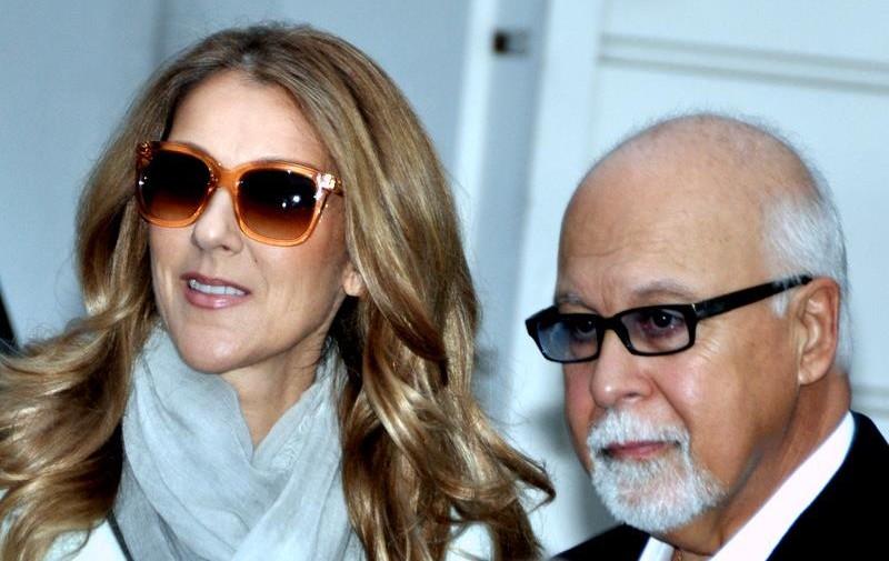 Céline Dio és René_Angelil 2012-ben (forrás: wikimedia.org)