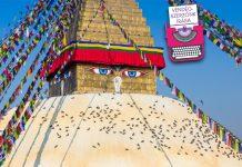 A nyugati kultúrában élők a buddhizmus tanításainak segítségével is próbálják megismerni önmagukat