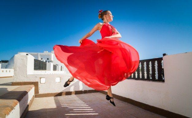 Spanyolország ismert tánca a flamenco
