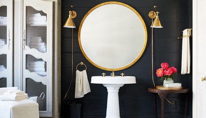 Az idei lakástrend a bronz árnyalatait hozza be a lakásokba