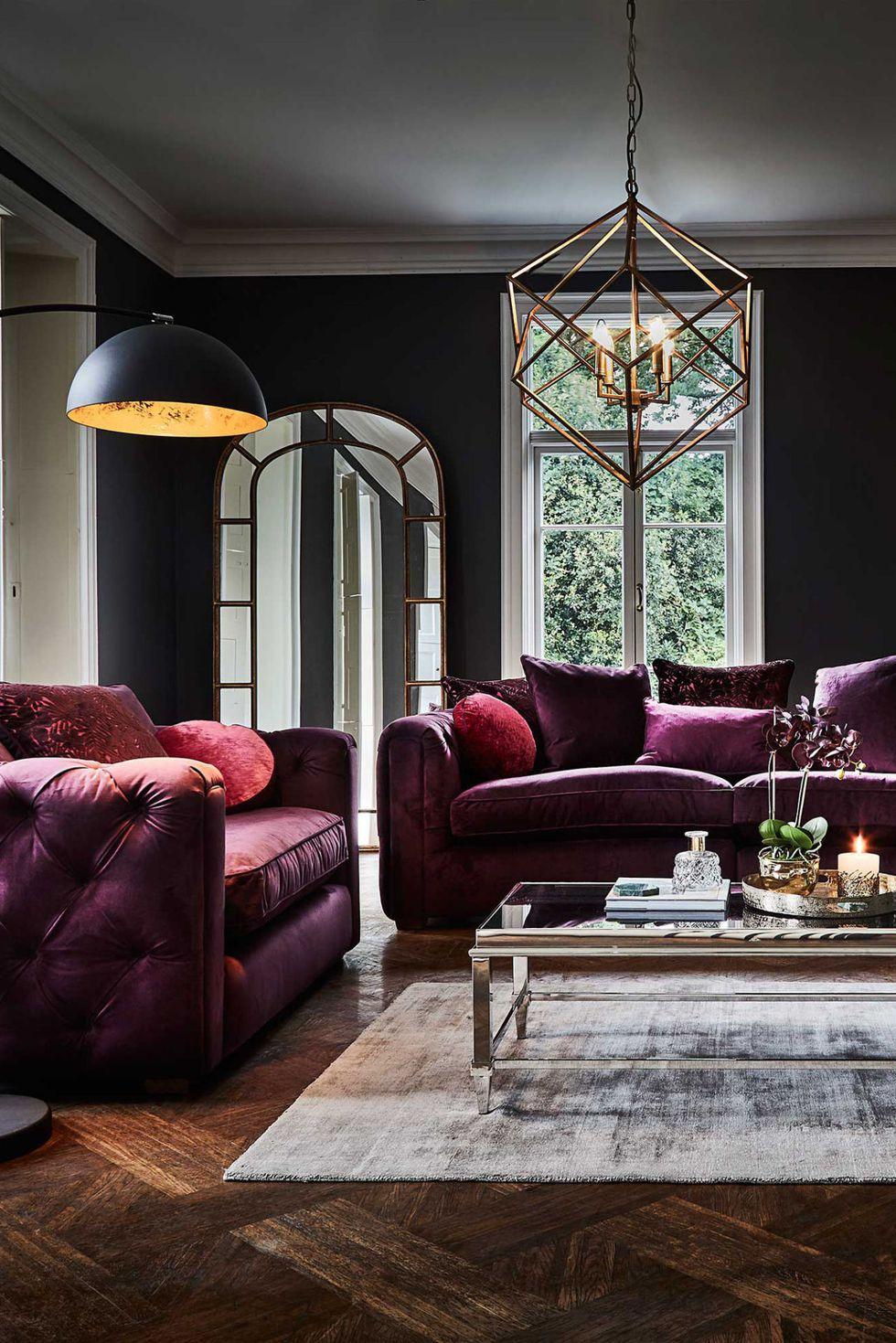 Az új lakástrend szerint a drágakövek színei a divatosak