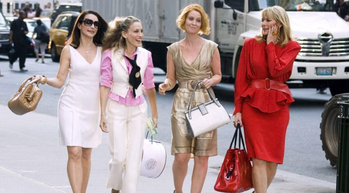 A New York-i nők (forrás: pmcfootwearnews.files.wordpress.com)