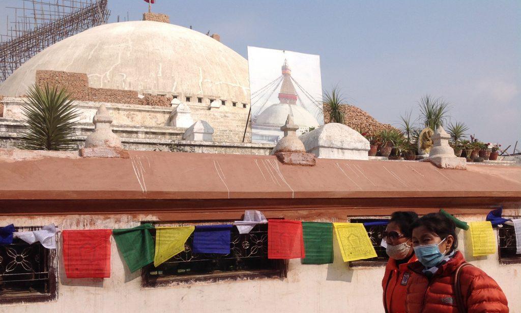 Katmandu (szerző felvétele)