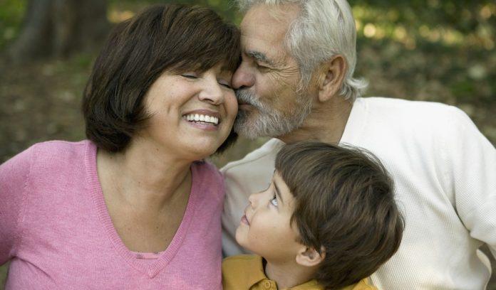 A korkülönbség fontos egy hosszú távú kapcsolatban
