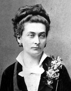 Hugonnai Vilma, az első magyar orvosnő