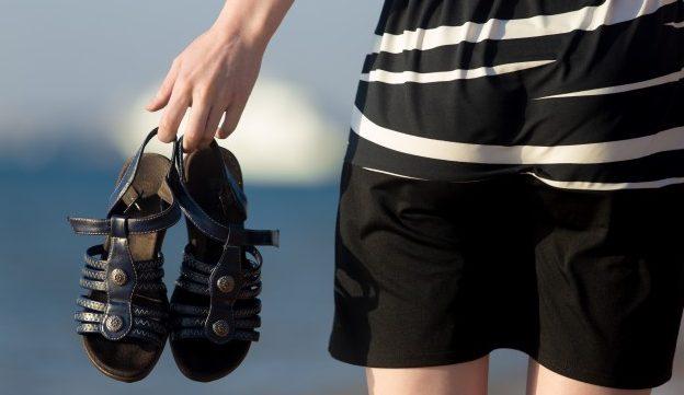 Egy jó cipő a nyári öltözéket még inkább feldobja