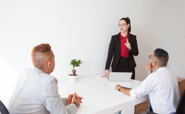 A női vezető erőssége a multitask üzemmód