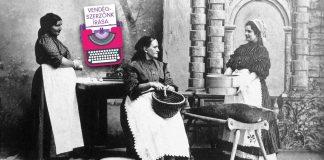 Asszonyok, Hódmezővásárhely, Plohn József felvétele, 1907