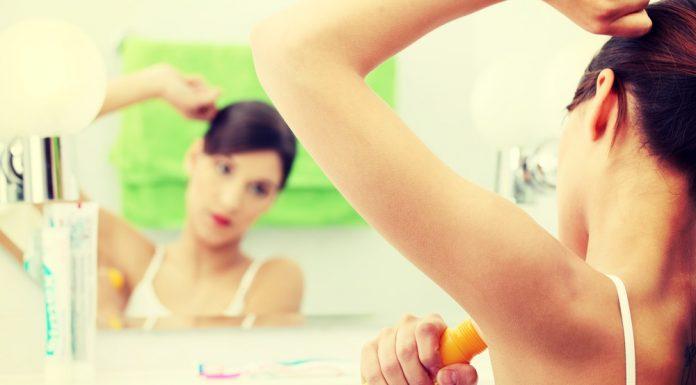 A gyári dezodor gyakran mérgező anyagokat tartalmaz