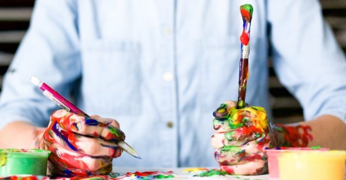 A kreativitás színessé teszi a mindennapokat