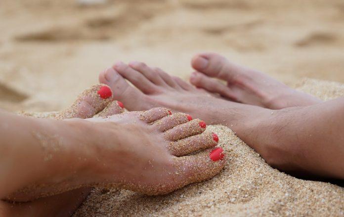 A lábápolás nyáron elengedhetetlen