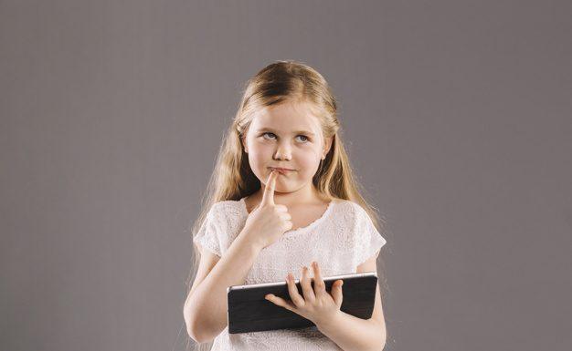 Alfa generáció: kezükben tablettel születtek