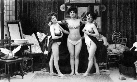 Újkori prostituált nők