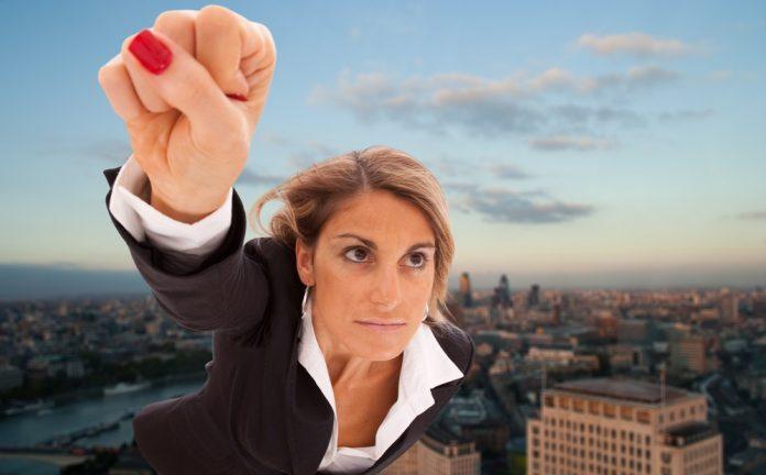A nők szuper-ereje utánozhatatlan