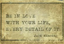 A beatkorszak egyik legfontosabb szerzője Kerouac