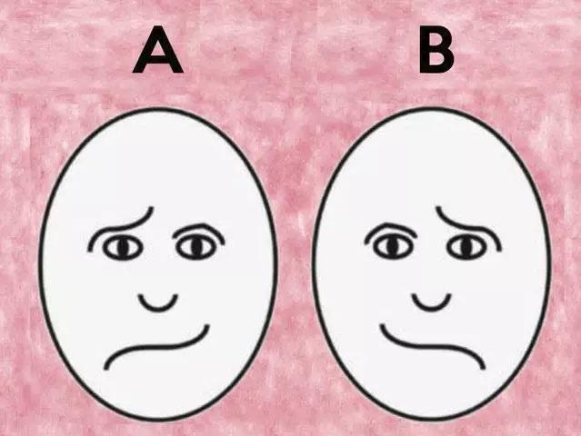 A domináns agyfélteke kiválasztása: melyikük boldogabb?