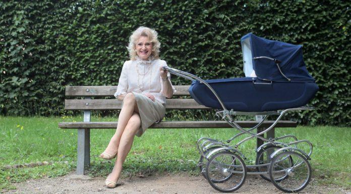Egy igazán boldog, kezdő nagymama