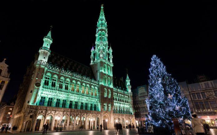 Grand Place, Brüsszel