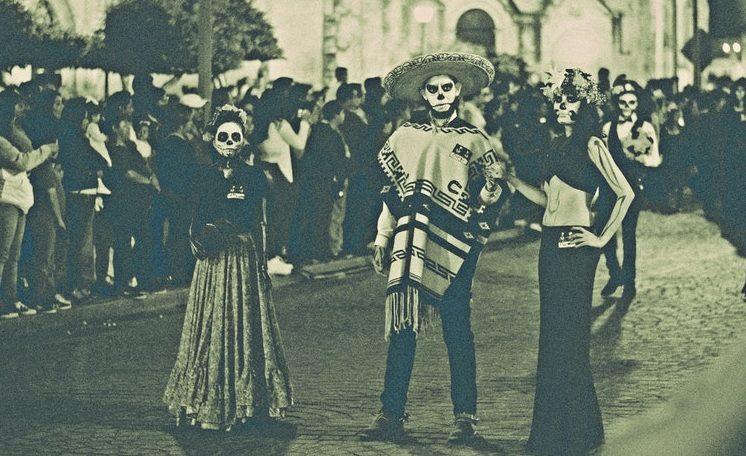 Mexikóban hatalmas ünneplés kíséri a halottak napja ünnepét