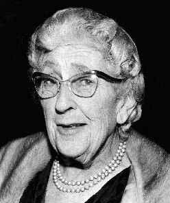 Agatha Christie 1970-ben